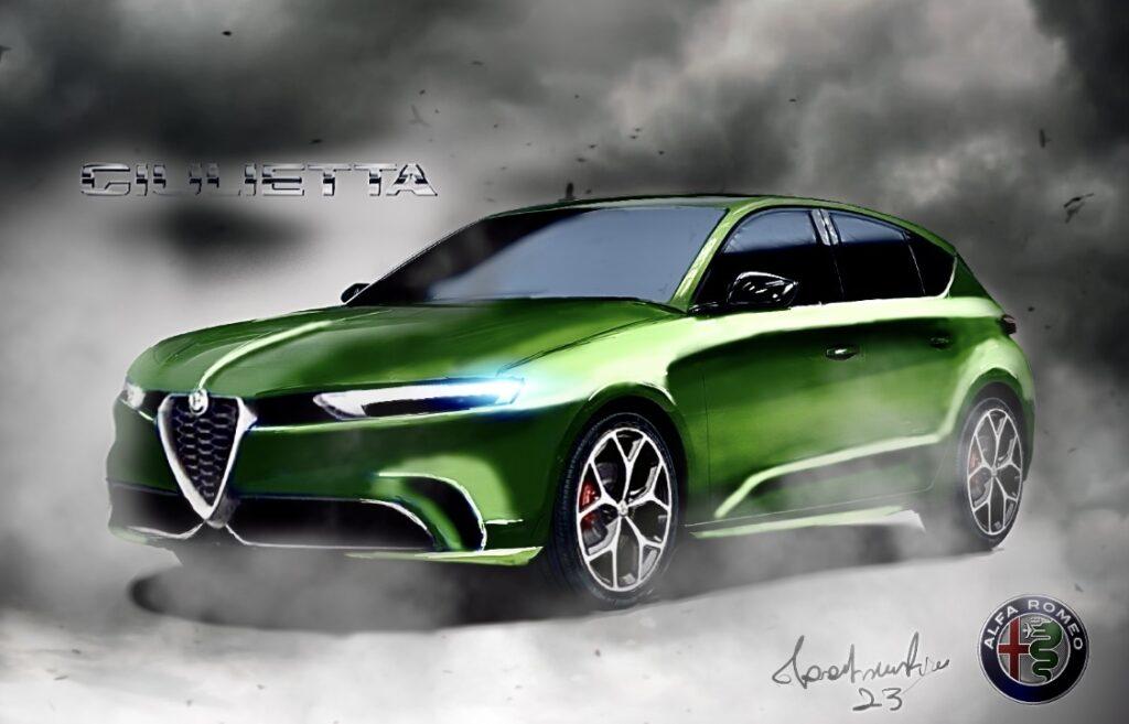 Alfa Romeo Giulietta 2022: tra rumors, render e conferme. Ecco il futuro premium della compatta italiana