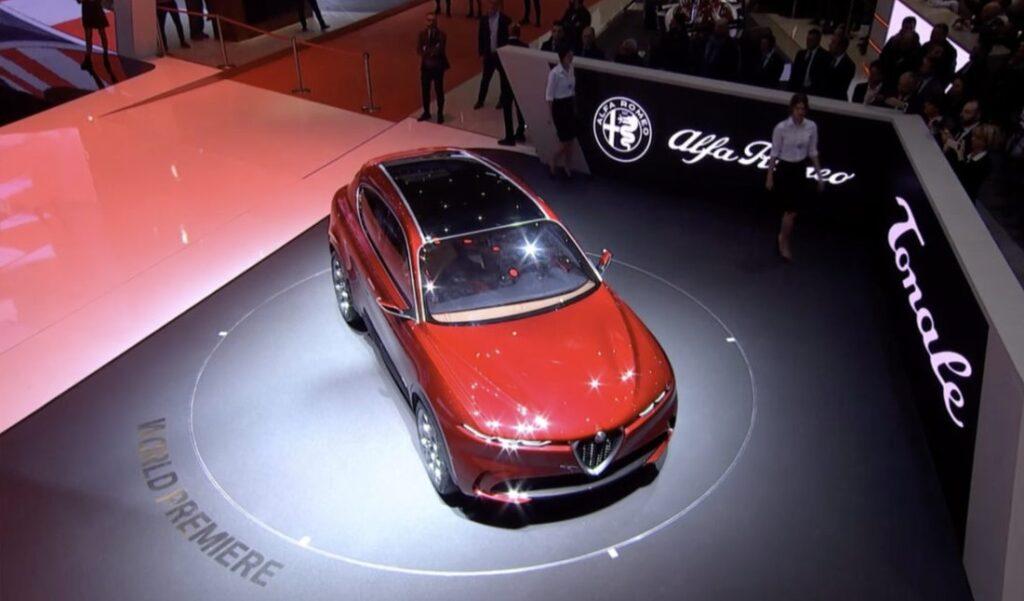 Alfa Romeo: dalla Tonale all'elettrica, i piani futuri del Biscione
