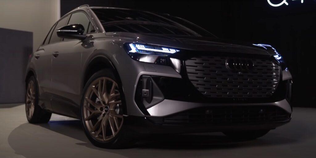 Nuova Audi Q4 e-tron: un VIDEO per scoprire nel dettaglio tutti i suoi segreti