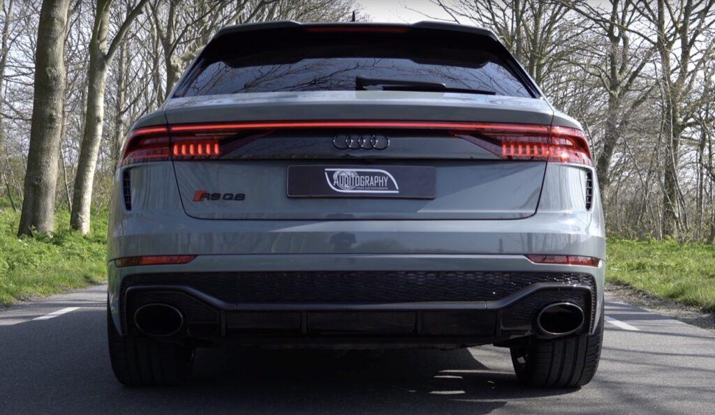 Audi RS Q8: tuning stage 2 da 760CV e lo SCARICO DIRETTO senza Fap per un SOUND unico [VIDEO]