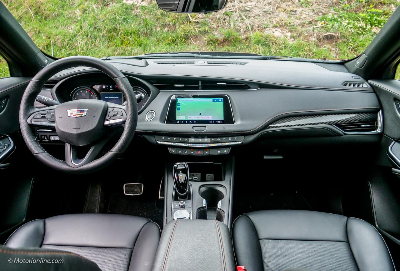 Cadillac XT4 350d 2020: prova su strada. prezzo, scheda ...