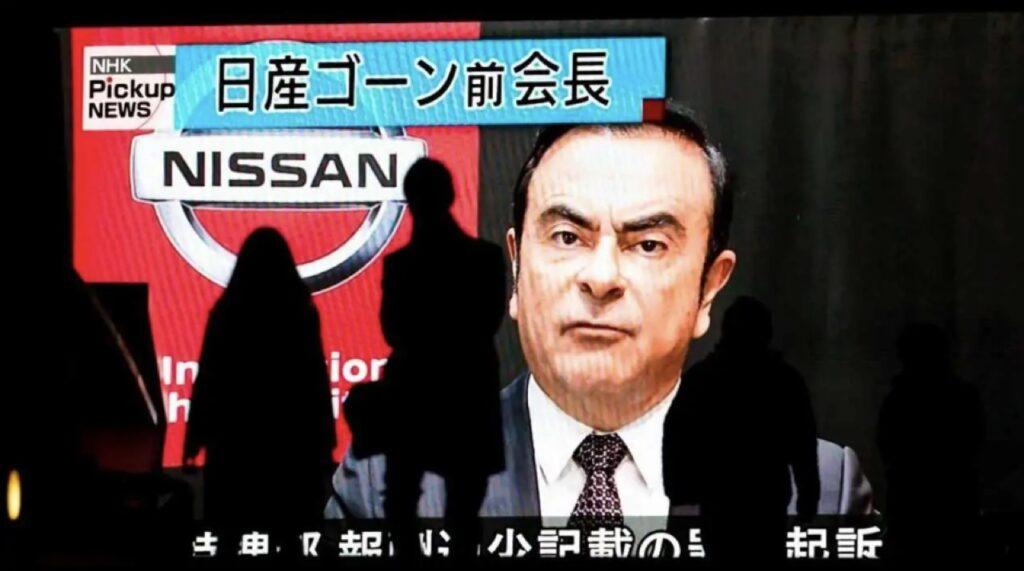 Carlos Ghosn: la sua fuga dal Giappone diventerà una Serie TV