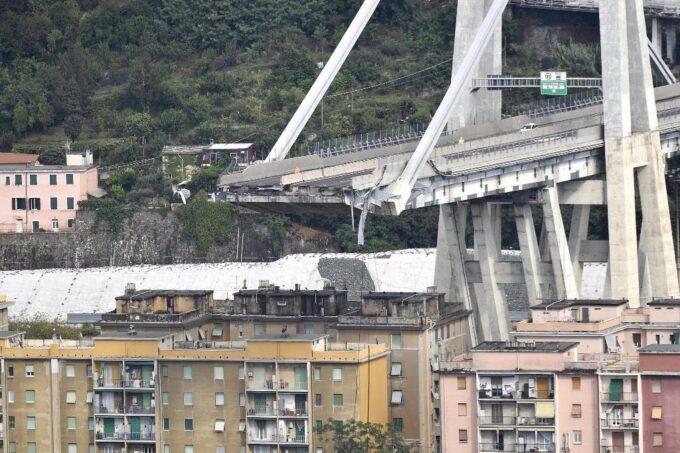 Crollo ponte Morandi: chiuse le indagini