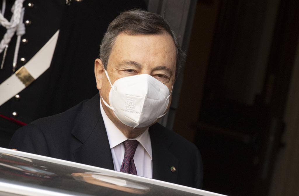 Recovery Plan: Draghi punta su colonnine e transizione ecologica