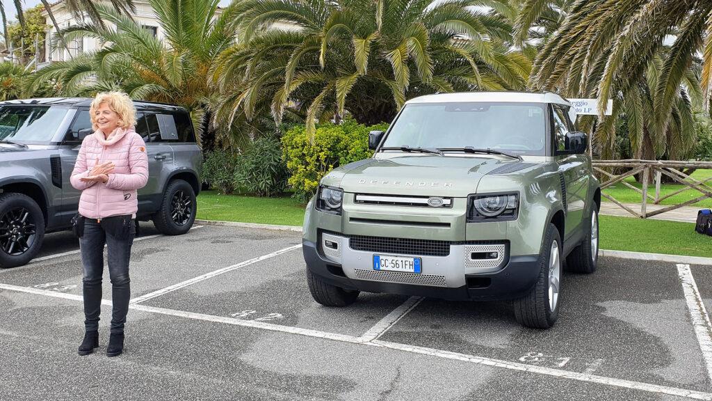 Lidia Dainelli Jaguar Land Rover