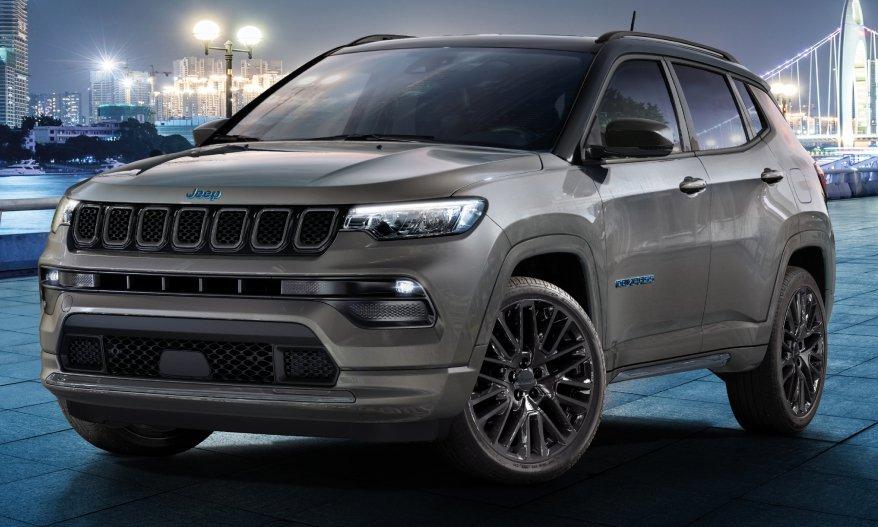Jeep Compass 4xe  2021: ecco la promozione per la Plug-In Hybrid