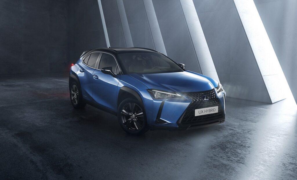 Lexus UX Hybrid: arriva la versione limitata Deep Sky [FOTO]