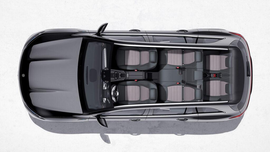 Mercedes EQB 2021 2022