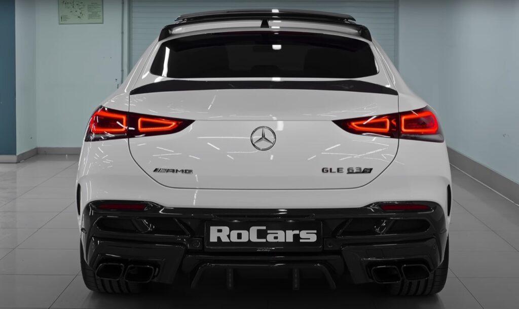 Mercedes-AMG GLE 63 S 2021: ancora più aggressivo con il bodykit Larte Design [VIDEO]