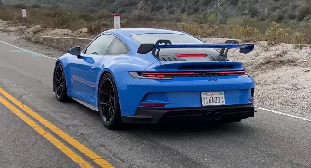 Nuova Porsche 911 GT3: un VIDEO solo sound con i suoi 9.000 giri al minuto