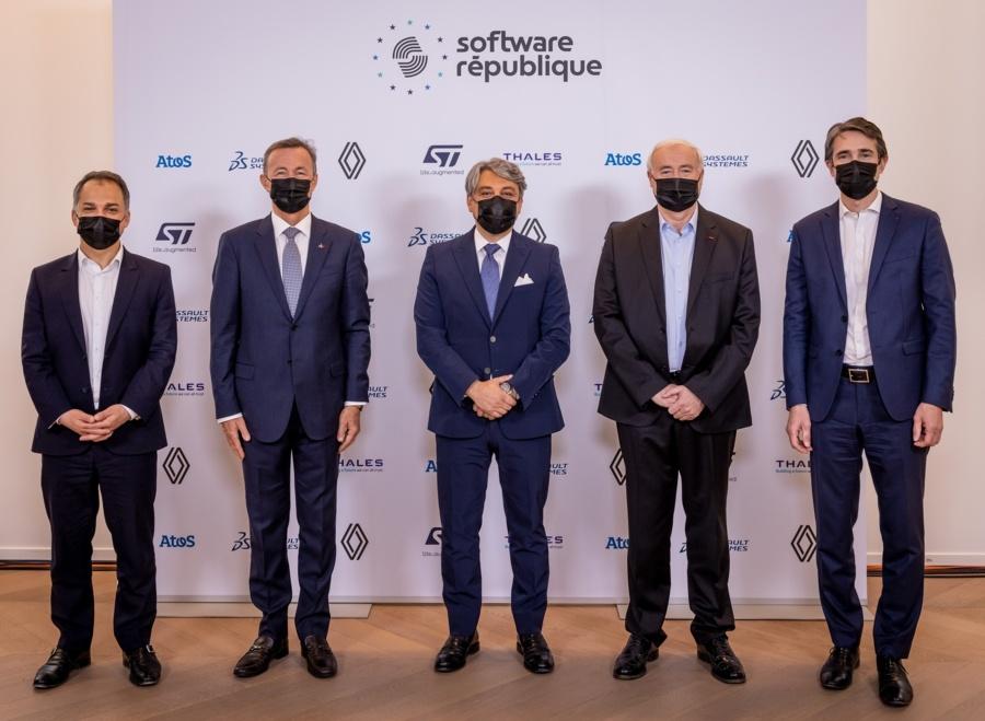 Software République: Renault lavora ai programmi per la mobilità del futuro