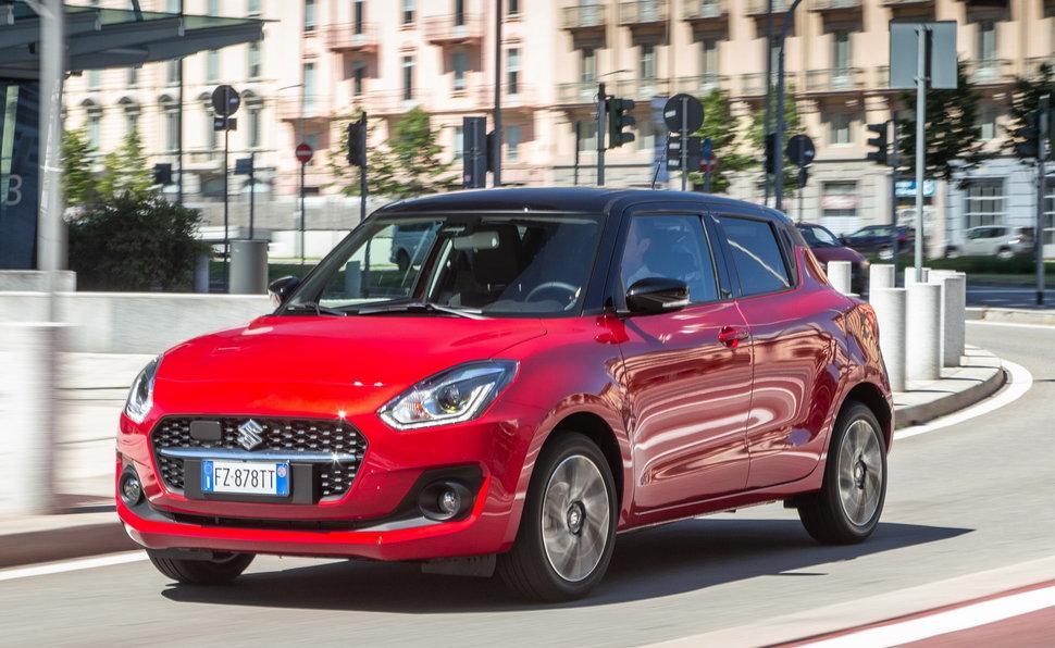 Suzuki Swift 2021: scopri prezzo, dimensioni e allestimenti
