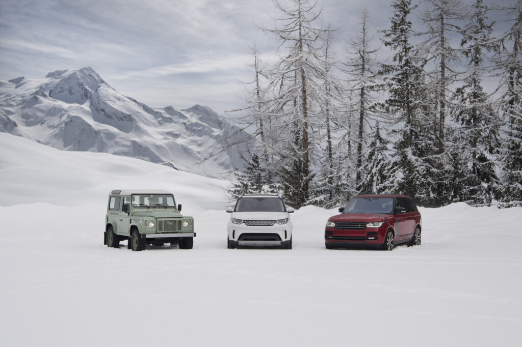 Land Rover celebra il suo World Land Rover Day con un VIDEO