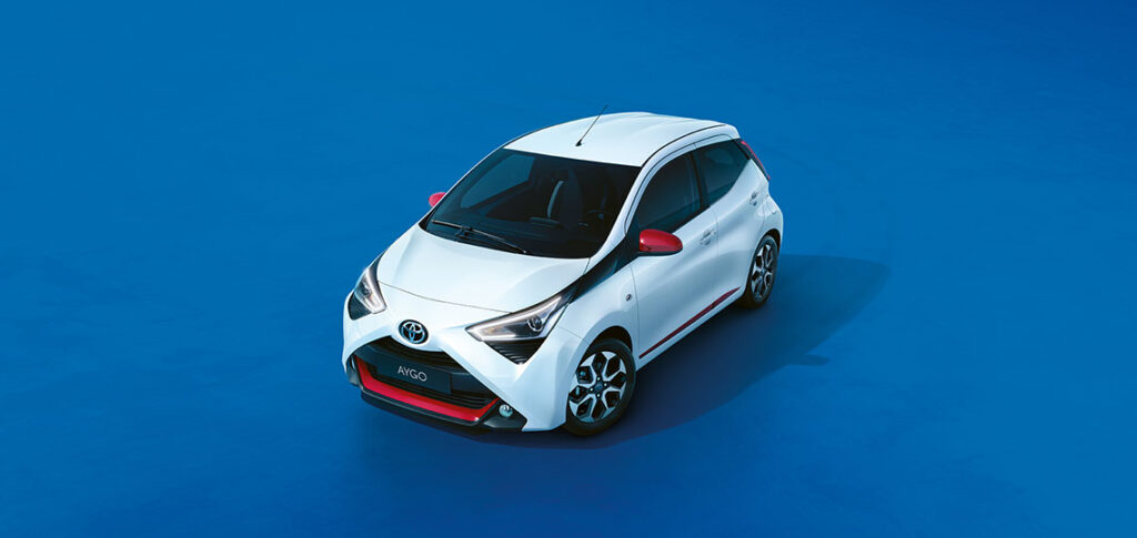 Toyota Aygo 2021: la promozione del mese di giugno