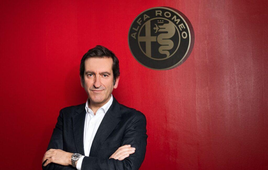 Alfa Romeo: Alejandro Mesonero-Romanos è il nuovo capo design