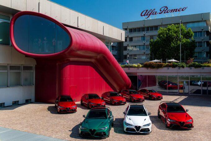 Alfa Romeo - 111 anni
