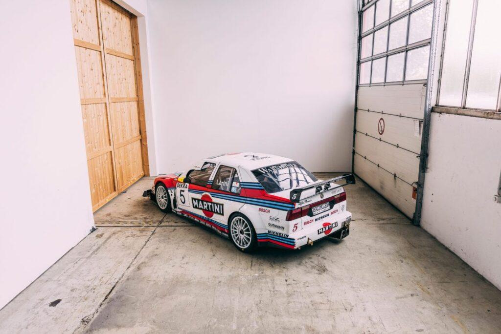 Alfa Romeo 155 Gran Turismo: parte l'asta dal mese di giugno