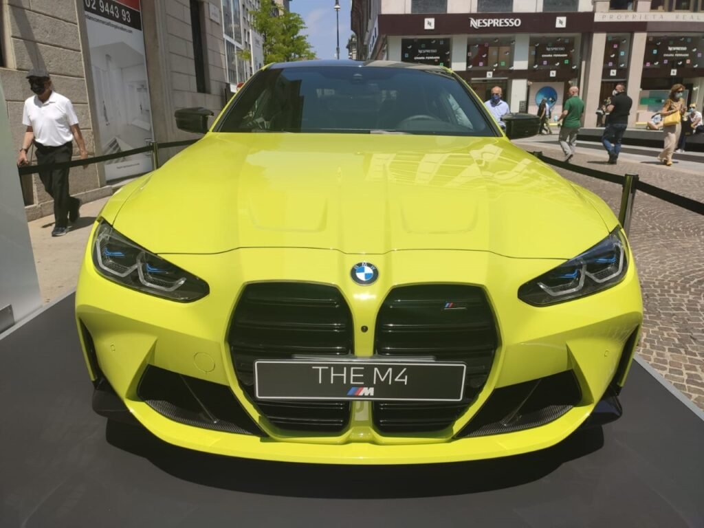 BMW M3 e M4 Competition - MiMo 2021