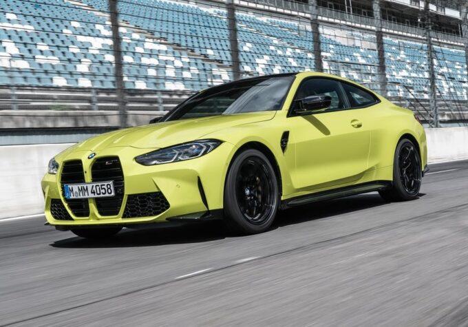"""BMW M4 2021: sportività pura nel nostro """"Tutto in 60 secondi"""" [VIDEO]"""