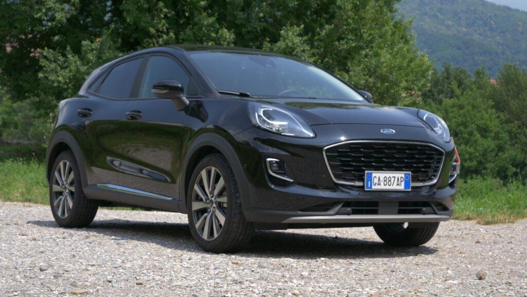 Ford Puma 2021: l'ibrida in promozione a 19.500 euro