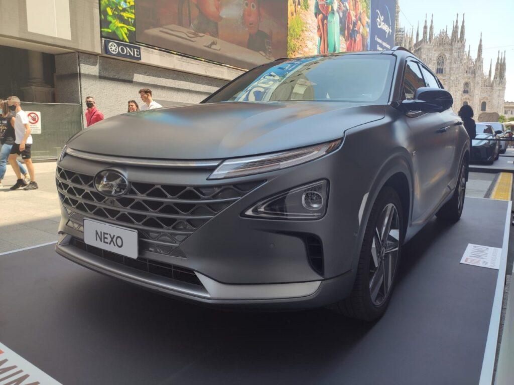 Hyundai Nexo - MiMo 2021