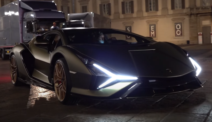 Lamborghini Sian - MiMo 2021