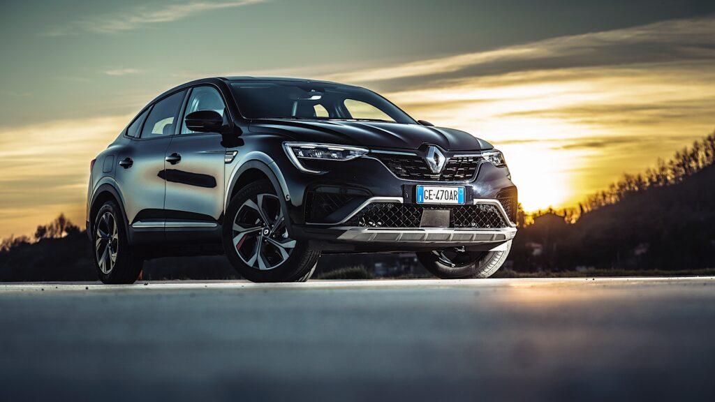 Renault Arkana 2021: intervista a Fontana Giusti sul nuovo motore ibrido [VIDEO]
