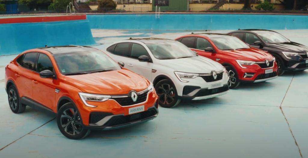 Renault Arkana E-Tech: Fontana Giusti ci racconta la declinazione ibrida del SUV-Coupé [VIDEO]