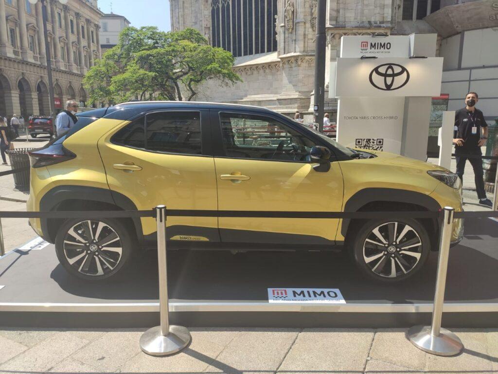 Toyota Yaris Cross - MiMo 2021