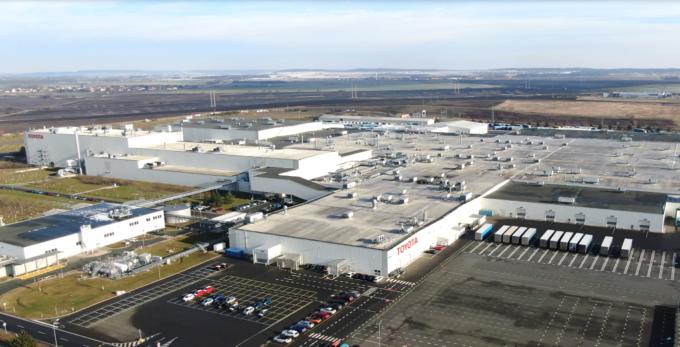 Toyota produrrà un nuovo modello di segmento A in Repubblica Ceca