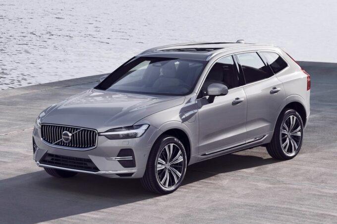 Volvo XC60 EV: annunciata la versione elettrica del SUV, potrebbe arrivare nel 2026