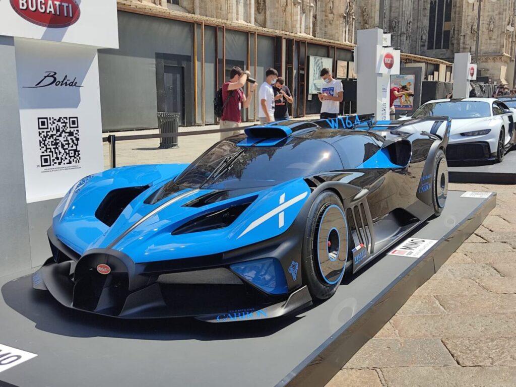 Bugatti Bolide 2021 : MIMO 2021