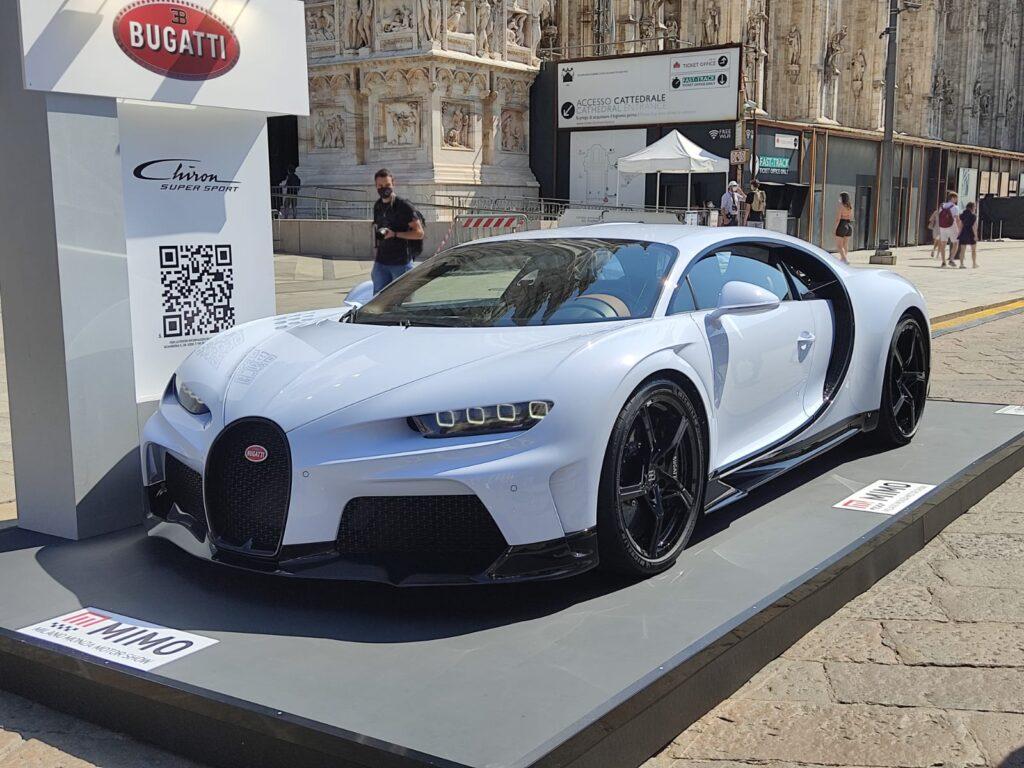 Bugatti Chiron Super Sport 2021 - MIMO 2021