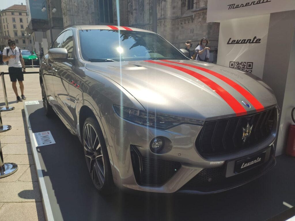 Maserati Levante - Mimo 2021