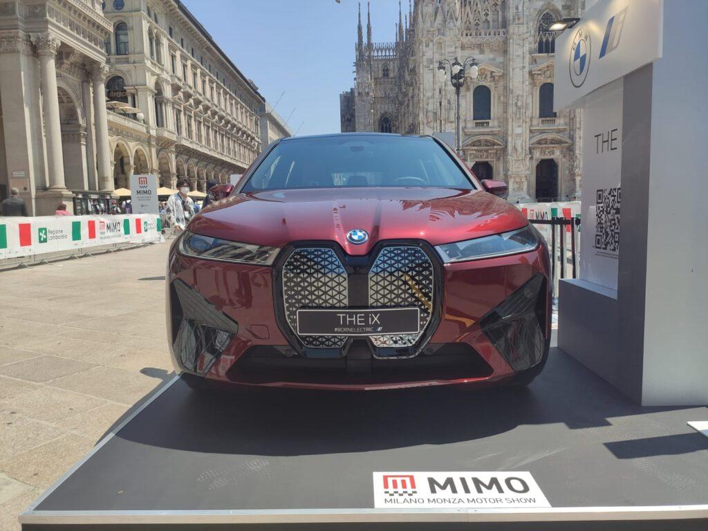 Bmw iX 2021 - MiMo