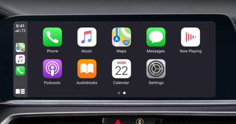 iOS 15: tutte le novità riguardanti il mondo dell'auto