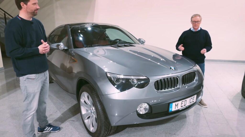 BMW, il concept del 2004 che creò un ibrido tra una Z4 e un X5, cosa ne pensate?[VIDEO]