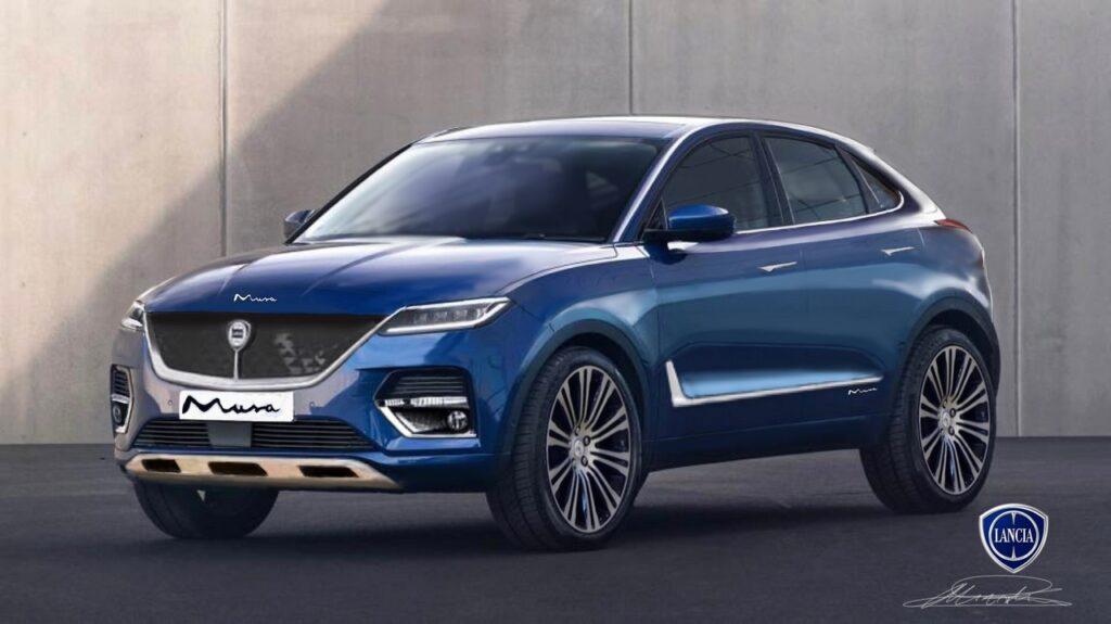 Lancia Musa: uno sguardo al futuro SUV del marchio [RENDER]