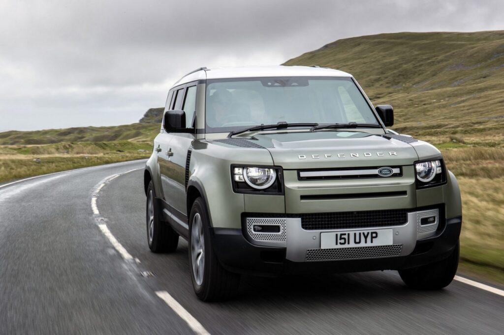 Land Rover Defender: al lavoro su una versione ad idrogeno