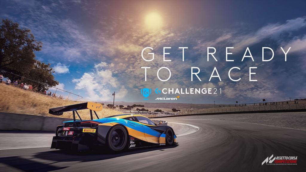 Logitech G insieme a McLaren per una nuova competizione virtuale