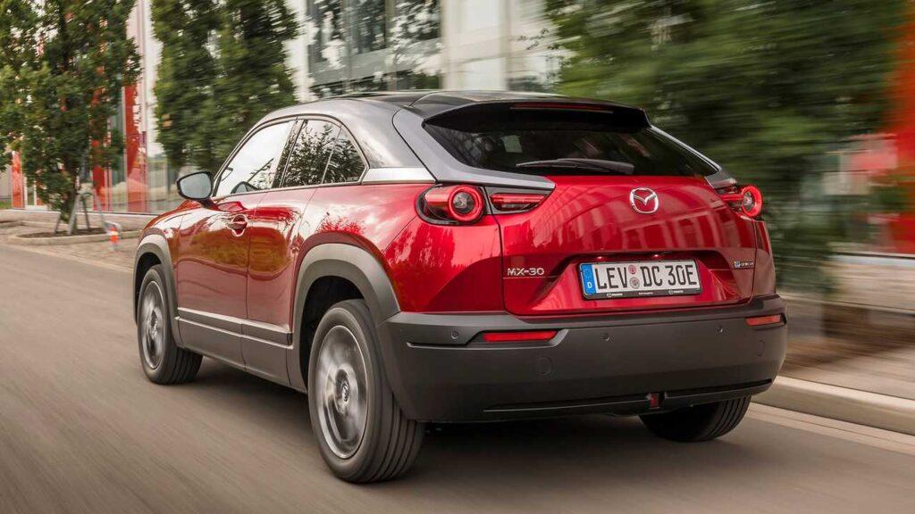 Mazda: in programma 13 modelli elettrificati entro il 2025