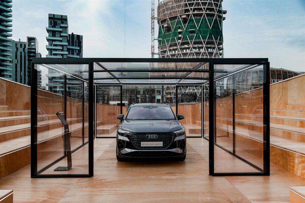 Audi: le elettriche tedesche in primo piano al MiMo 2021