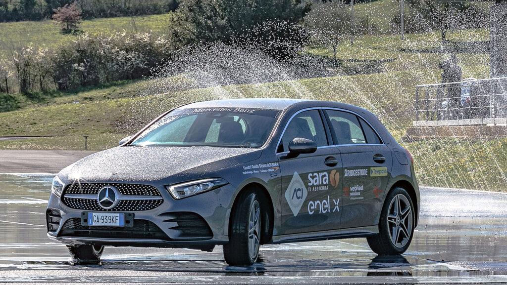 Mercedes-Benz Italia e Centro di Guida Sicura ACI