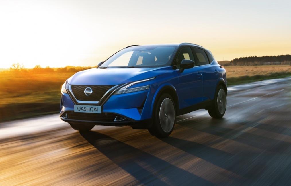 Nissan Qashqai 2021 - Foto Ufficiali
