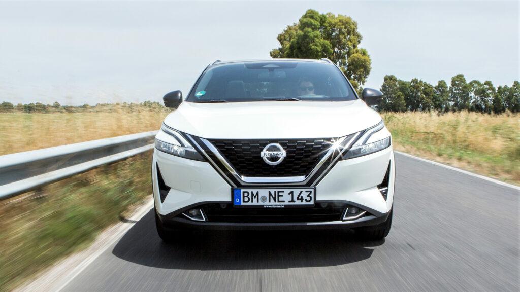 Nissan Qashqai 2021 test drive