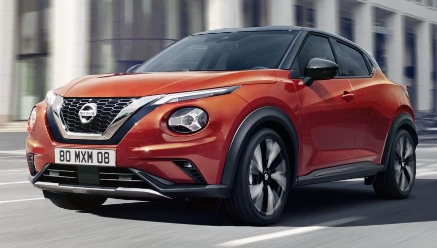 Nissan Juke: il crossover in promozione a 149 euro al mese
