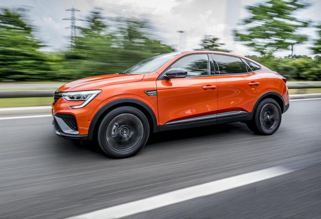 Renault Arkana E-Tech Hybrid: la PROVA SU STRADA del SUV coupé ibrido