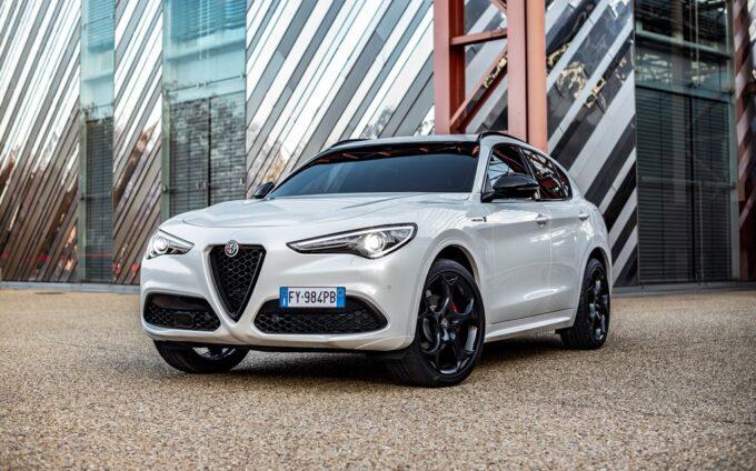 """Alfa Romeo Stelvio si aggiudica il titolo di """"Miglior auto per dirigenti"""""""