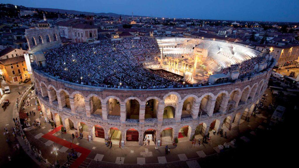 I SEAT Music Award tornano a far cantare l'Italia dall'Arena di Verona