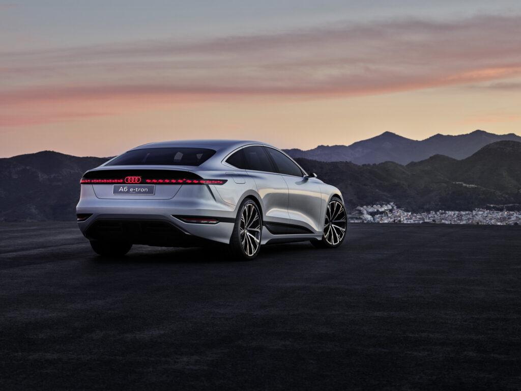 Audi A6 e-tron: la base futura per le Audi di domani